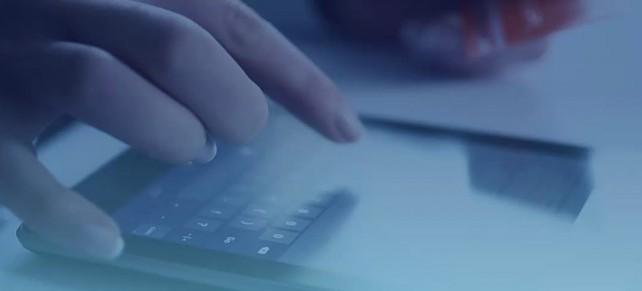 tech typing